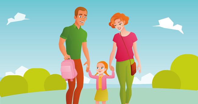 Ebook 10 dicas práticas para ajudar seu filho a lidar com o divórcio