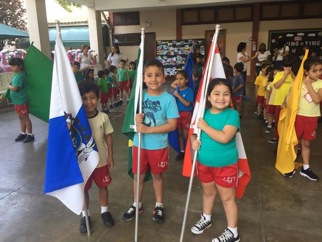 Olimpíada Garriga Educação Infantil