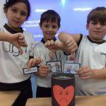 Ações no Garriga visam conscientizar alunos sobre os perigos e as consequências do bullying para as crianças.